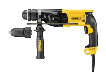 DeWalt Kombihammer SDS-plus 26mm 800Watt - D25134K-QS