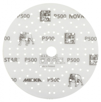 Mirka NOVASTAR 150mm Grip Multihole - 100/Pack