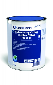 Zweihorn FuturecrylColor Isolierfüller FCC-IF