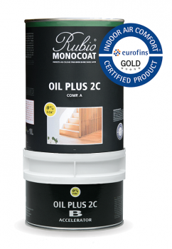 Rubio Monocoat Oil Plus 2C (A+B)