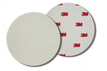 3M Finesse-it Buffing 09358 Pad rot/weiß, 127 mm