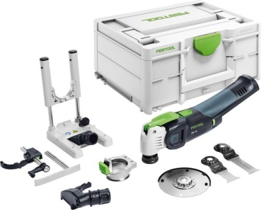 Festool Akku-Oszillierer VECTURO OSC 18 E-Basic-Set - 576592