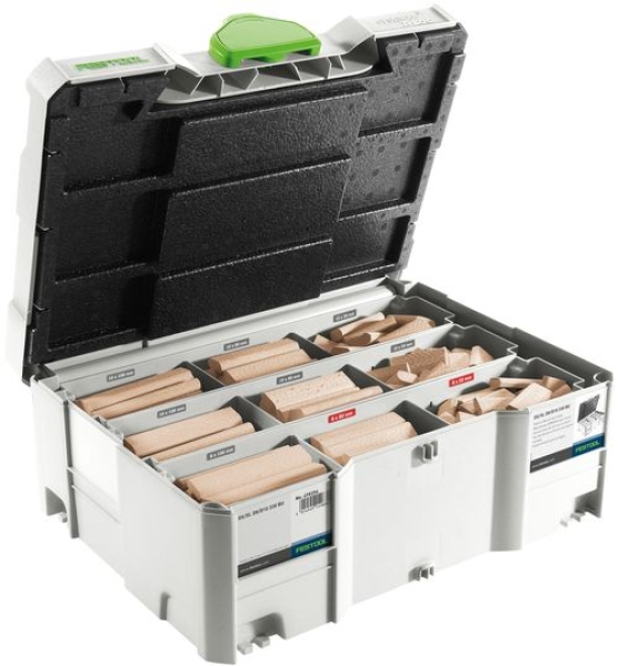 Festool DOMINO XL Dübel Buche DS/XL D8/D10 306x BU - 498204